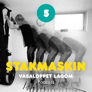 Vasaloppet Lagom. En podcast om träning mot Vasaloppet.