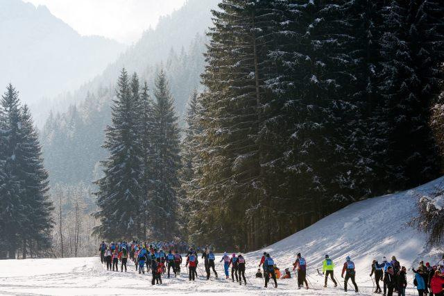 Toblach-Cortina 2017. Foto: Magnus Östh.