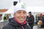 Johanna Larsson jobbar på Vasaloppet och är Staffans fru