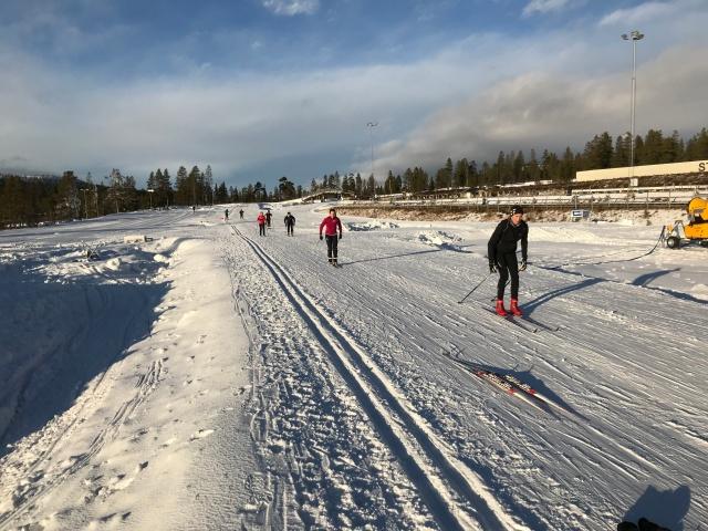 Idre Fjäll stadion