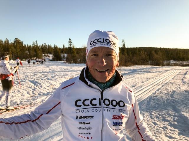 Anders Svahn från CCC1000 Syd bor i Vejbystrand. Det lär bli något pass med honom i sommar.