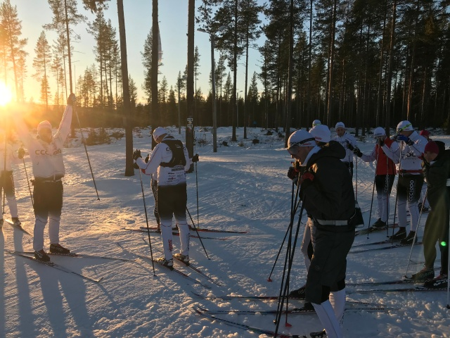 CCC1000 i Åsarna november 2017
