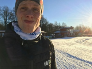Borås skidstadion 4 dec 2017