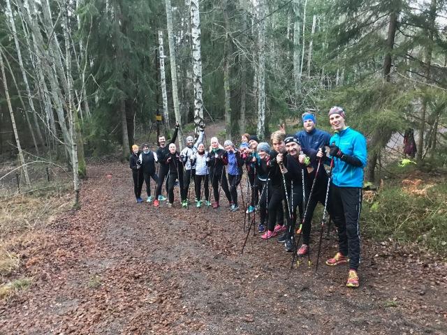 Endurance PT-utbildningen hösten 2017