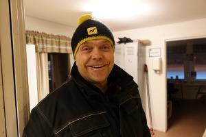 Peder Öberg - pistmaskinsmästaren på Borås skidstadion