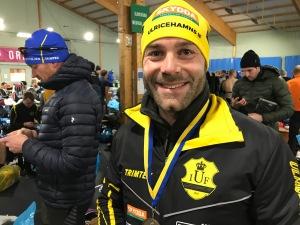John Enander persade med plats 193. Många fina placeringar av långlopporna i Ulricehamns IF.