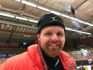 Christian Lejon och jag pluggade på universitet i Alaska samtidigt. Jag som skidåkare, han som gevärsskytt.