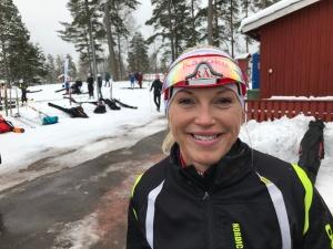 Anna-Karin Jonsson sopade hem bucklan i D40