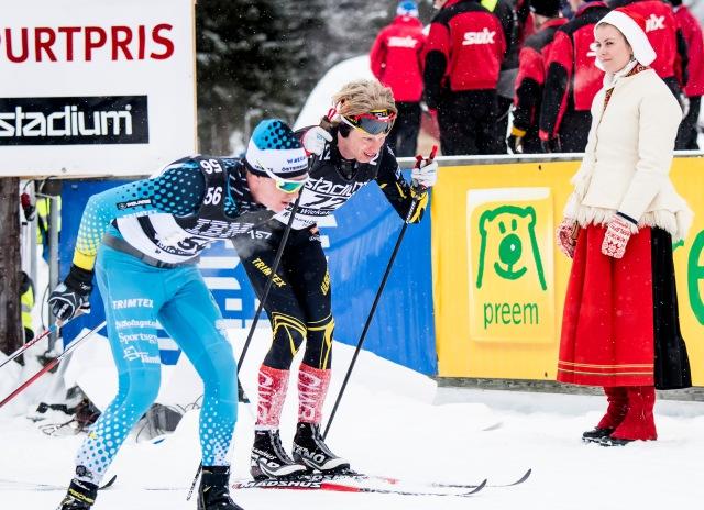 Vasaloppet 2018. Foto: Johan Valkonen.