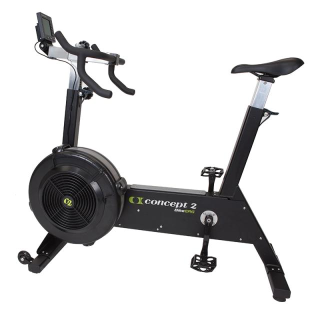BikeErg från Concept. Ergometercykel. Stationär cykel.