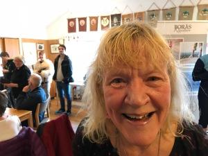 Alltid ett privilegium att träffa Marie Schörling
