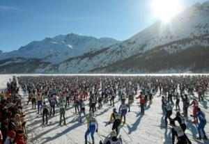 Engadin Ski Marathon. Foto: Arrangören.