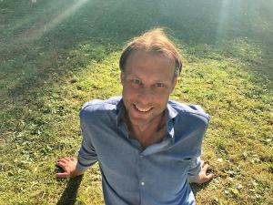 """Hans Svelander jobbar idag på Silver Spring Media, som han startade tillsammans med Jose Davalos och Torsten """"Totte"""" Billing."""