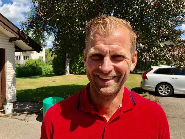 Anders Sörensson, född 1973 och har kört 27 Vasalopp