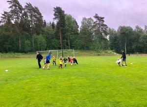 Fotbollsskola i Sjömarkens IF