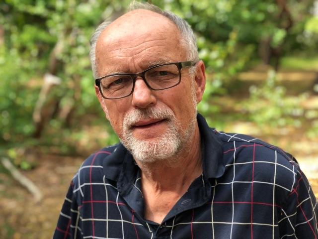Ulf Wickström, min far