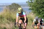 Cykel-SM Båstad Tarravägen damernas linjelopp