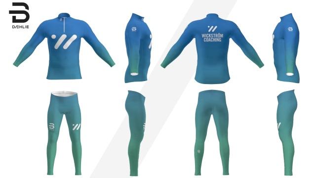 Wickström Coaching kläder