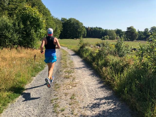 Simon Grenlöv springer Hyssnaleden