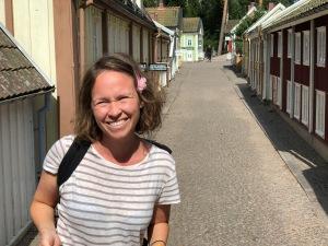 Ida på Astrid Lindgrens värld