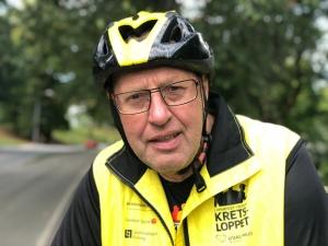 Per Johansson är tävlingschef för Kretsloppet