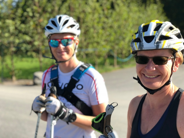 Catharina Söderström och Elisabeth Göransson