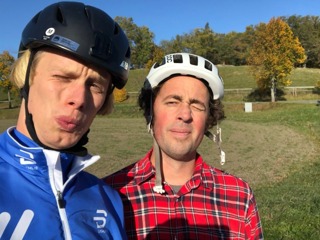 Erik Wickström och Niklas Bergh