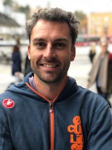 Daniel Breece, chefredaktör för Bicycling