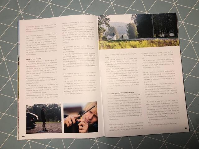 Rya Åsar Trail Run Magazine 2018
