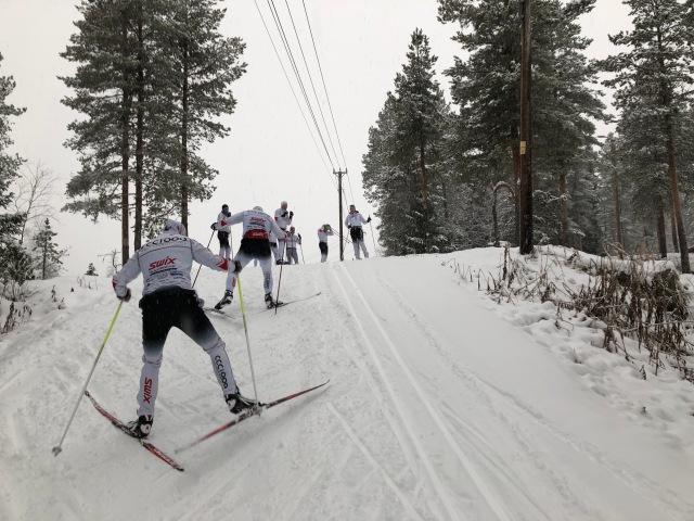Skejtlektion med CCC1000 i Åsarna