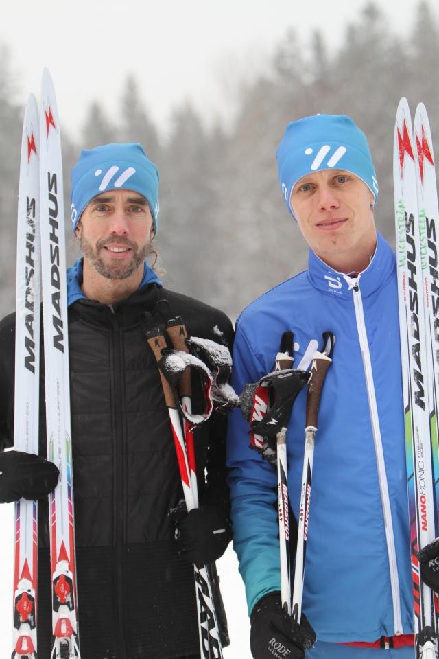 Anders Szalkai mot Vasaloppet. Han åker sitt första Vasaloppet 2019.