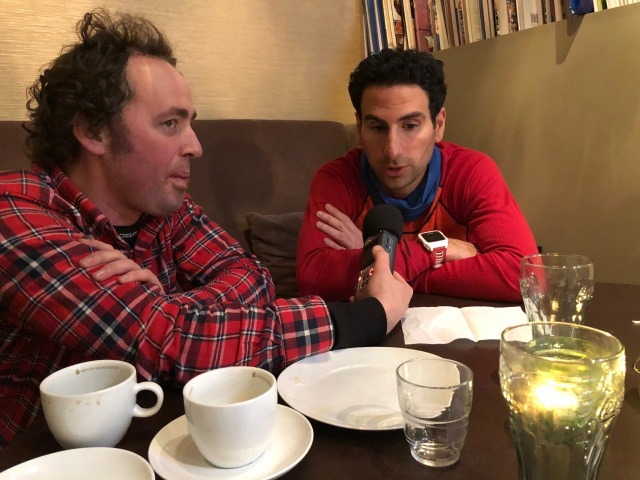 Niklas Bergh intervjuar Stephan Wilson för podden Lagom Kondition