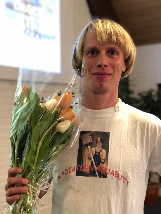 Efter föreläsningen i Sjömarkenkyrkan