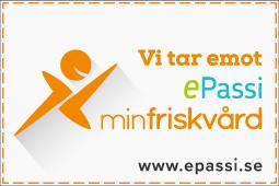 Utnyttja friskvårdsbidraget! Vi tar emot ePassi Min Friskvård.