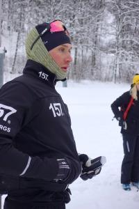 Marcus Johansson, Lager 157 Ski Team