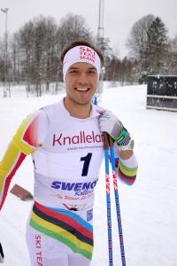 Rickard Bergengren, IF Ski Team Skåne