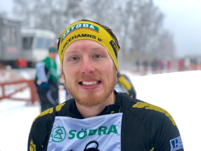 Jesper Nilsson efter Ulricehamnsloppet 2019