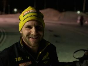 Linus Svensson, en av nio UIFare i Vasaloppets elitled.