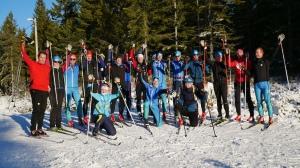 Wickström Coaching läger Orsa