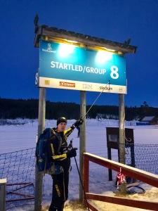Startled 8, där Niklas Bergh och Tobias Magnusson (och några till) ska starta.