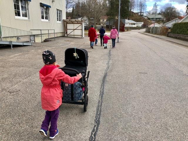 Tipspromenad i Sjömarken