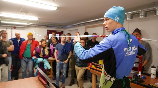 Wickström Coaching läger Orsa 2018. Vallagenomgång.
