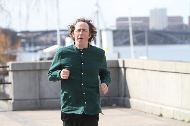 Niklas Bergh löpning