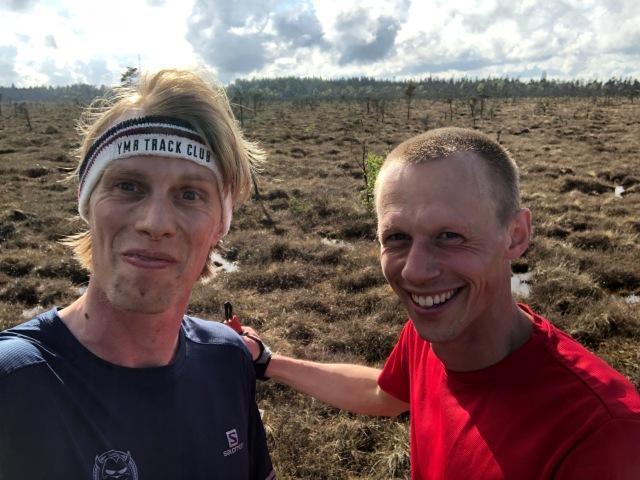 Martin Josefsson och jag