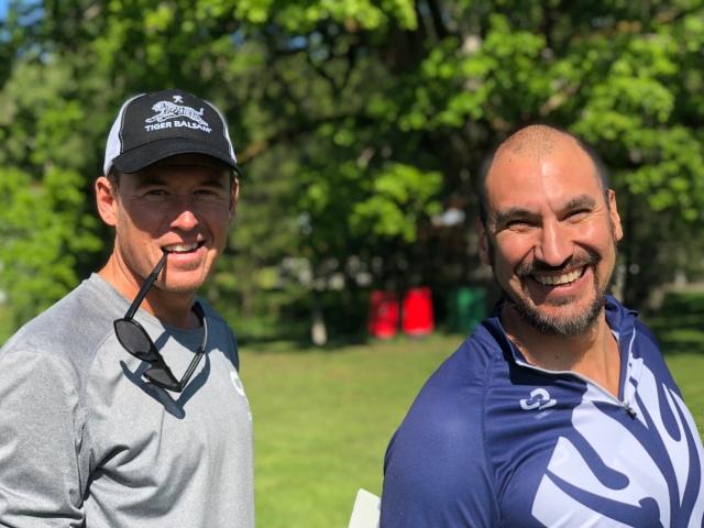 Jonas Colting och David Svensson