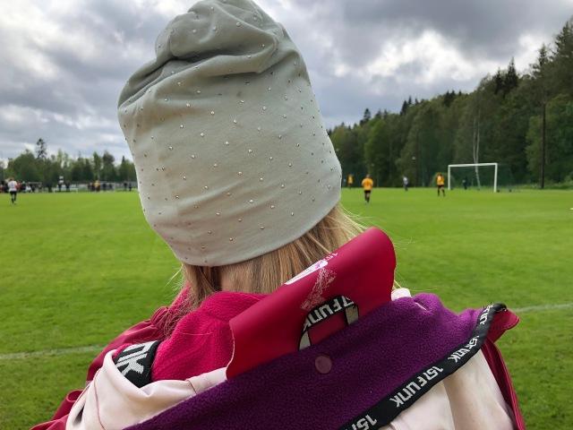 Sjömarkens damlag mot Mariebo. Tung hemmaförlust med 3-2.