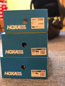 Hoka-skor