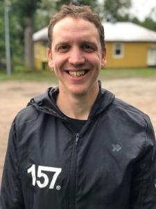 Anton Järnberg var med och filmade och coachade Marcus