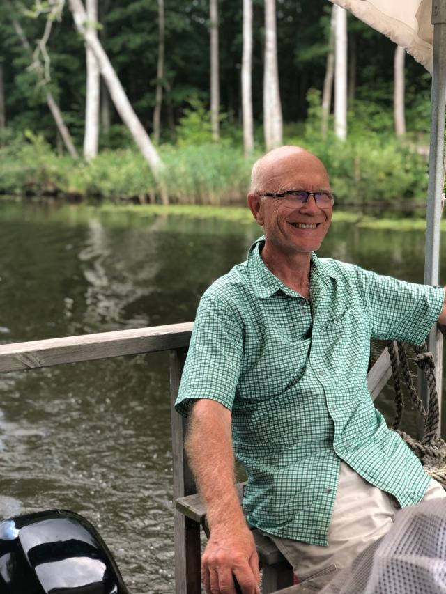 Henrik Bengtsson, kapten på flotten i Rönne å i Ängelholm