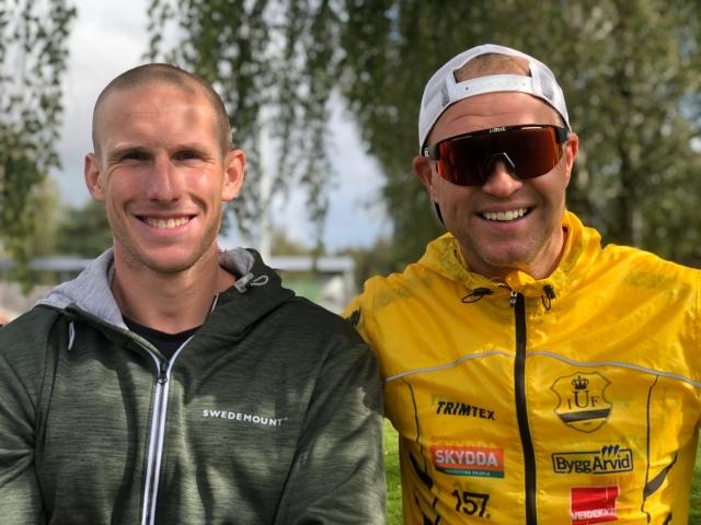 Fredrik Ousbäck och Viktor Fritzon